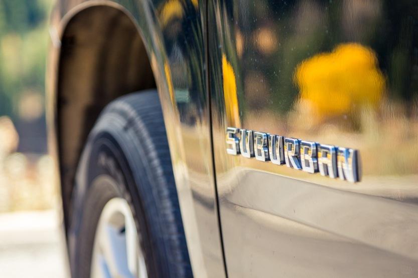 suburban car